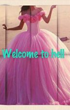Welcome to hell by karoo4