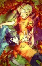 Come foglie nel vento ~Solangelo~ by fandom_bookgirl_