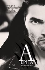 Alpha (Saga Wolf #3.5) by wickedwitch_