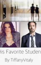 His Favorite Student (RDJ Teacher/student fanfic) by TiffanyVitaly