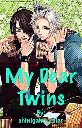 My Dear Twins by shinigami_ruler