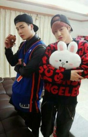 MARKSON (GOT7) {COMPLETED}
