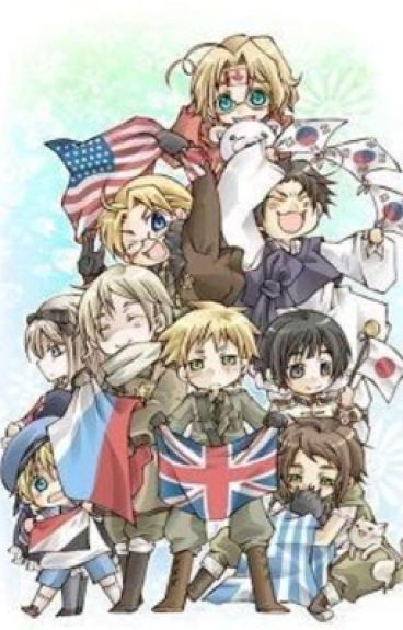 7 Minutes with Countries ( Hetalia x reader )