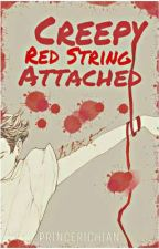 Creepy Red String Attached by princerichian