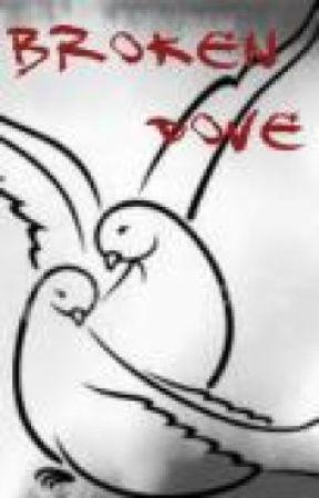 Broken Dove by purplepenny