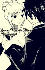 Love Never Dies by sammyscf