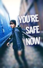 *SCHOOL HAITUS*You're Safe Now || BTS Vkook/Taekook fanfic by taehyungs-tongue