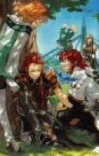 Ask/Dare Tales of The Abyss by KuroYukiShiro