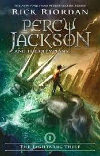 Leyendo Persephone Jackson y el Ladrón del Rayo