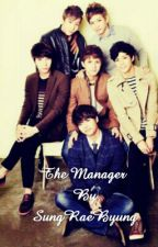 The Manager (Vixx) by SungRaeByung