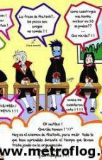 El examen de Akatsuki by Tsuky0720