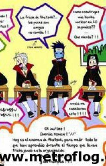 El examen de Akatsuki
