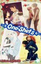 →One - Shots← by LittleKawaiiGirl88