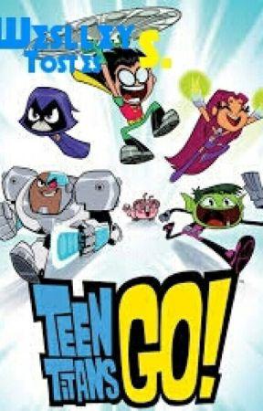 Os Jovens Titans Em Acao Parte 1 De Episodios Wattpad