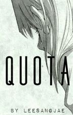 Quota by LeeSangJae