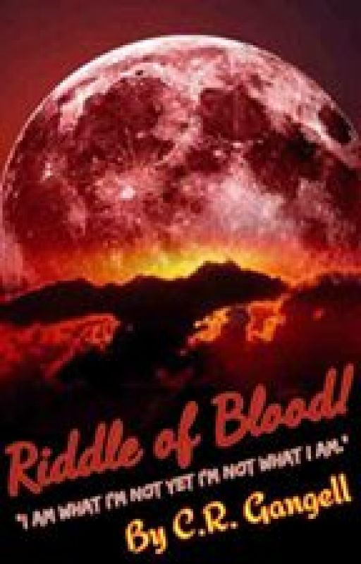 Riddle Of Blood by CRGangell