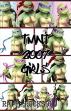 TMNT Girls 2007 by Raph_rocks01