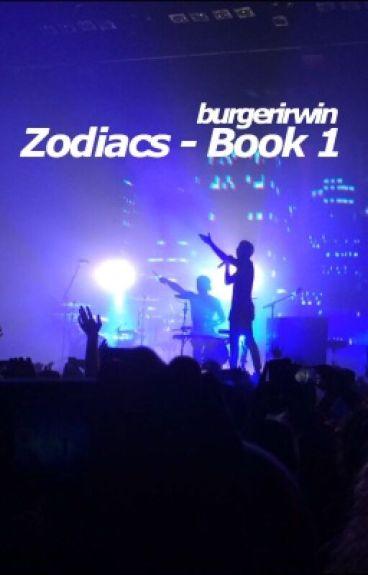 zodiacs - book 1