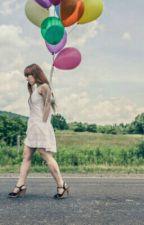 Los globos de colores by larag12