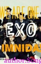 We are ONE, EXO imnida!! by aihaz_35265