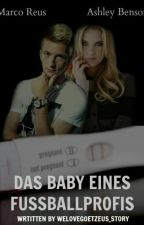 Das Baby eines Fußballprofis ( Marco Reus) by welovegoetzeus_story