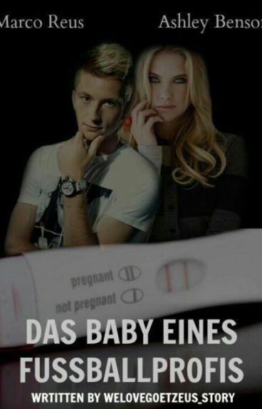 Das Baby eines Fußballprofis ( Marco Reus)