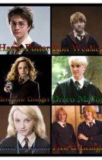 Harry Potter Preferences by MaisieDurrans