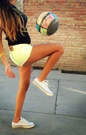The soccer girl ⚽️
