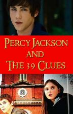 Percy Jackson and The 39 Clues (Crossover) by SaharaBeauty