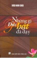 Những gì đức Phật dạy by TrAnGiAp
