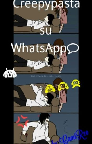 Creepypasta su Whatsapp