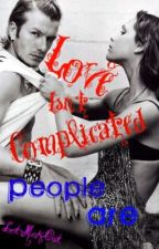 Love Isn't Complicated, People Are by LetsMakeOut
