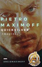 Imaginas | Pietro Maximoff/Quicksilver (Editando) by AngieMaximoff