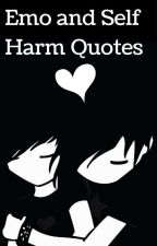 Emo and Self Harm Quotes by ScarredWrist