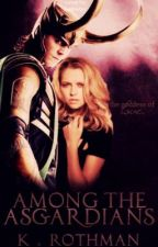 Among the Asgardians: The Goddess of Love by Renner_Addict135