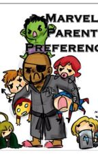 Avenger/Marvel Parent Preferences by C_Barton