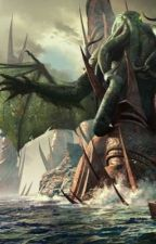 La llamada de Cthulhu - Lovecraft by saulpg