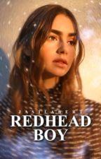 Redhead-Boy||George Weasley by JasiLabert