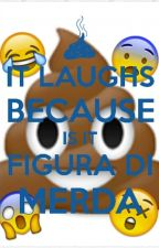 FIGURE DI MERDA  by Aurorapallavolo