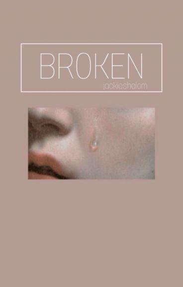 Broken ♢ Scott summers
