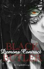 Black Butler- Demons Contract by ForgottenSnowqueen
