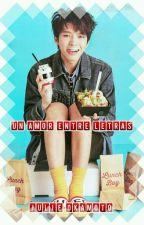 Un amor entre letras (WooGyu/GyuWoo) by JulieOkamoto