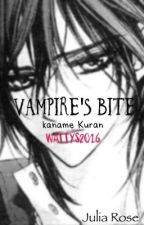 Vampire's Bite ( #Wattys2016) by JuliatheNeko