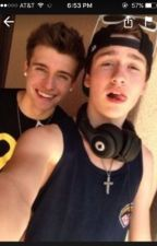 Crawford and Chris Collins images (very dirty) by magconboys2016