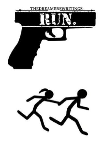 Run.    Alex Gaskarth A.U.