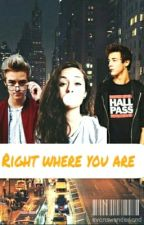 Right where you are | Jack Johnson & Cameron Dallas by c0ld-coff33