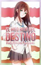 El Hilo Rojo del Destino. |Naruto Uzumaki| [One-shot] by y-yoonmin-