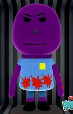 The story of the Purple Man by Super_Bonnie