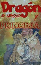 dragon y princesa «nalu by LadyGuLen