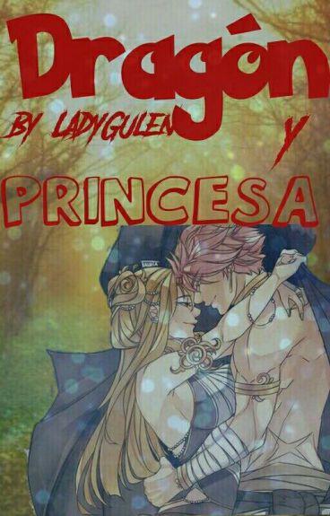 dragon y princesa «nalu